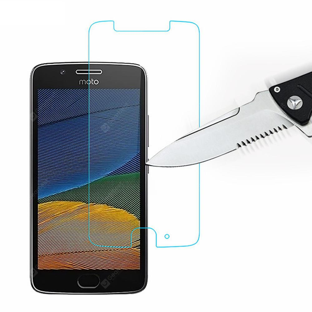 2PCS Screen Protector for Moto G5 HD Full Coverage High Clear Premium Tempered Glass