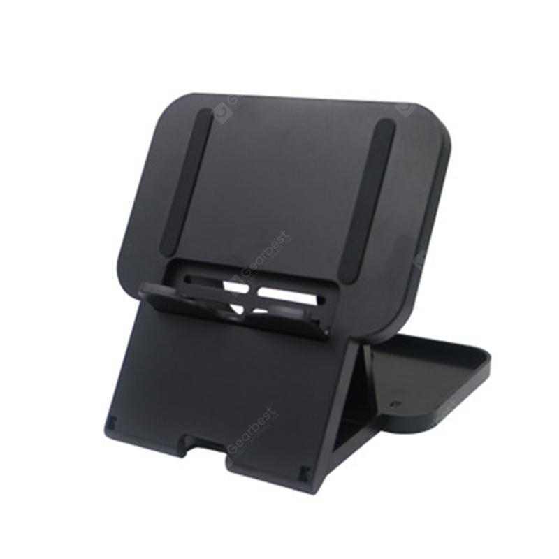 Collapsible Plastic&Foldable Play&Charge Multi Angle Stand Holder Play Stand with Height Adjustable for Nintendo Switch