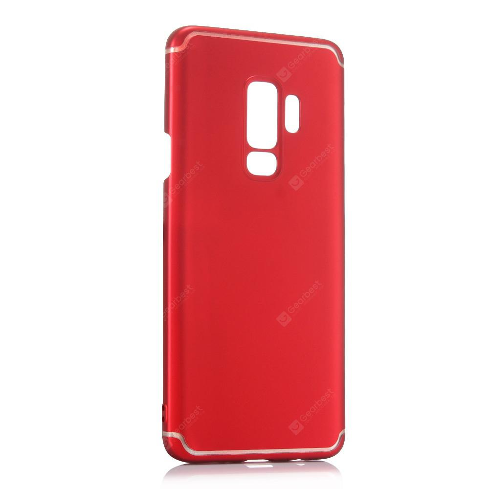 Case for Samsung Galaxy S9 Plus Art Line Back Cover Solid Color Hard PC