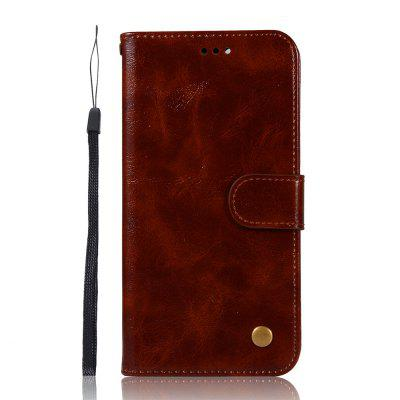Fashion Flip Leather PU Wallet Cover For OPPO F5 / A73 Phone Case with Stand