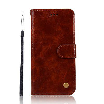 Fashion Flip Leather PU Wallet Cover For VIVO X20 Case Phone Bag with Stand