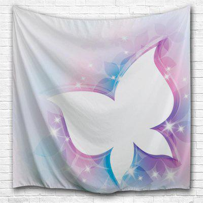 Fancy Butterfly 3D Printing Home Wall Hanging Tapestry for Decoration