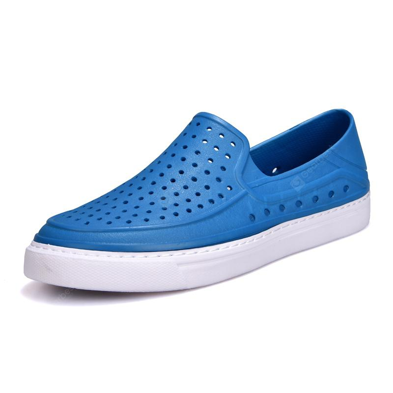 Men Summer Ultralight New Fitting Sole Spring Summer Hole Board Shoes
