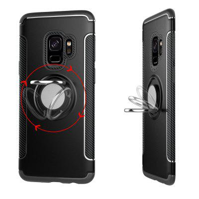 Case for Samsung Galaxy S9 Ring Holder Armor Back Cover
