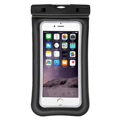 Inflatable Floating Touch Screen Mobile Phone Waterproof Bag
