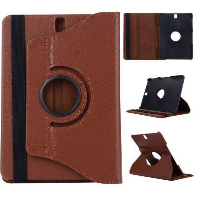 360 Rotating PU Leather Stand Case voor Galaxy Tab S3 9.7 inch T820 825