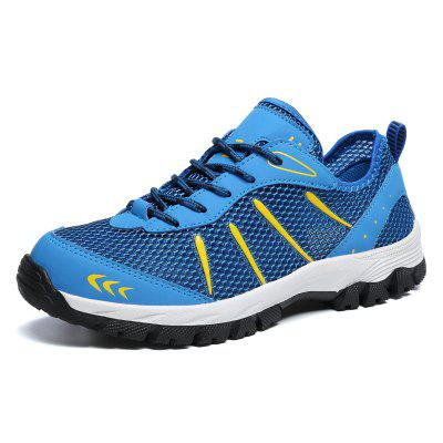 ZEACAVA Large Size Sports Casual Outdoor Mesh Shoes