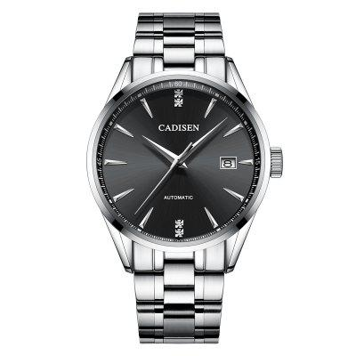 Cadisen C1033 Men Watch Automatic Machinery Watch
