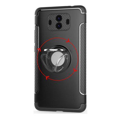 Funda para Huawei Mate 10 Ring Holder Armor Contraportada