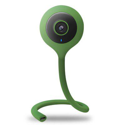 IPC-GX9 WiFi Baby Monitor With Temperature Humidity Sensor Cloud IP Camera
