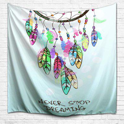 Dreamcatcher 3D Printing Home Wall Hanging Tapestry for Decoration