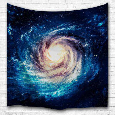 Swirl Star 3D Printing Home Wall Hanging Tapestry for Decoration