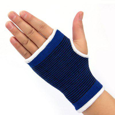 1 Pair Wrist Hand Support Elastic Brace Sleeve Sports Bandage Gloves