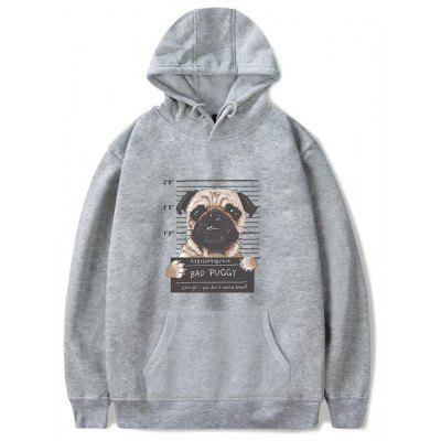 2018 New Cartoon Dog Hoodie