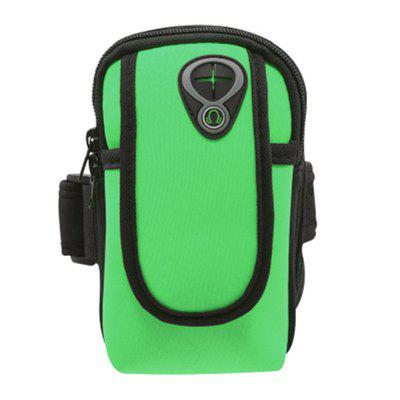 Sports Jogging Gym Armband Running Bag Arm Wrist Band Hand Mobile Phone Case