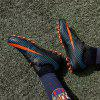 ZEACAVA Autumn Men's Playground Outdoor Training Scarpe da calcio moda - NERO