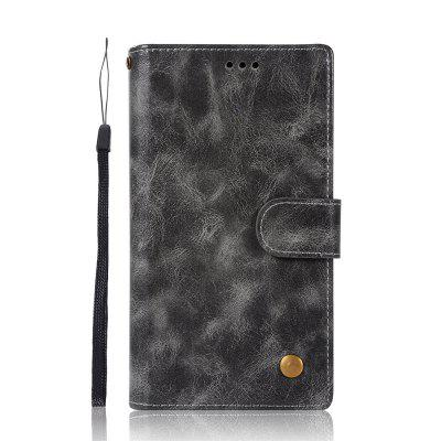 Fashion Flip Leather PU Wallet Cover For Sony Xperia L2 Phone Case with Stand