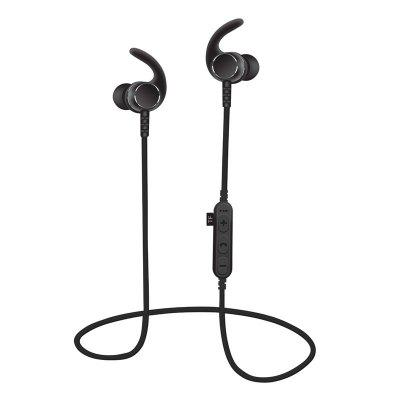 Bluetooth Headphones with TF SD Card Slot Sweatproof Wireless In Ear Earbuds