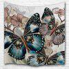 Butterfly 3D Printing Home Wall Hanging Tapestry for Decoration - MULTI-A