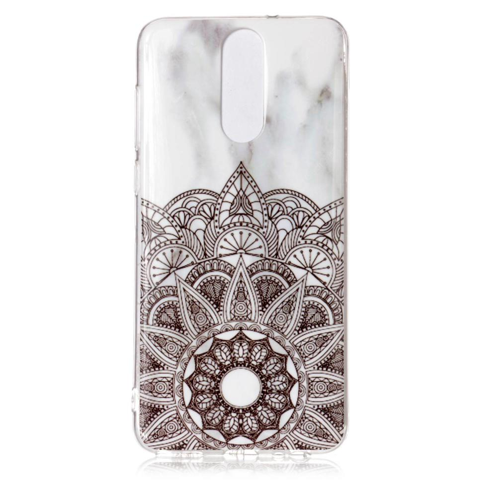 Mobile Phone  Marble Protector Case for Huawei Mate 10 Lite