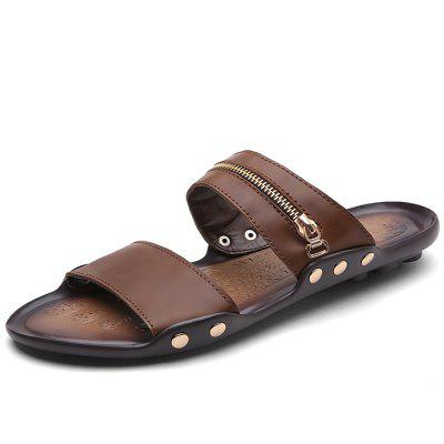 Summer Men's Casual Fashion Slippers