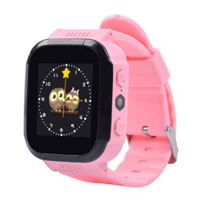 Children Smartwatch with Mobile GPS Positioning Learning Lamp and Other Functions