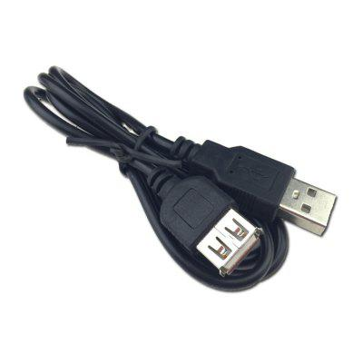 1.5m Long USB 2.0 EXTENSION Cable Lead  Male To  Female SHIELDED