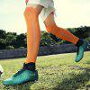 Men Professional Soccer Ankle Top Teenager Training Outdoor Football Shoes - TURQUOISE