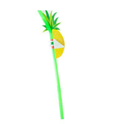 30 Support Creative Pineapple Modeling Birthday Party Stereo 3D Soft Sucker