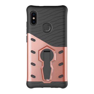 Case for Redmi Note 5 Pro Cover Shockproof Armor Luxury Silicon PC Hard Back