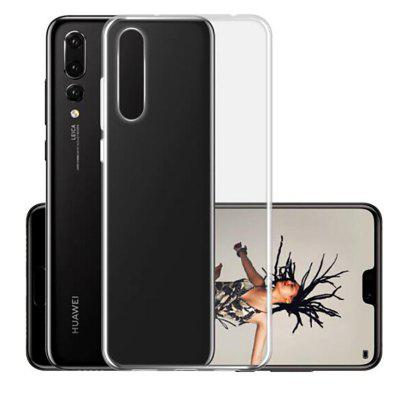 2PCS TPU Soft Back Case for Huawei P20 Pro