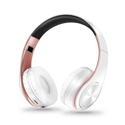 Wireless Headphones Bluetooth Headset Earbuds With Microphone for Mobile music