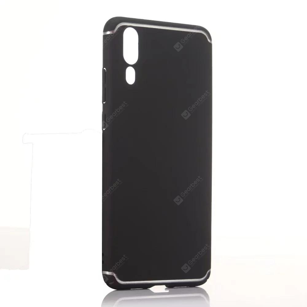 Ultra Thin Full Protection Metallic Luster Hard Plastic Cases for Huawei P20
