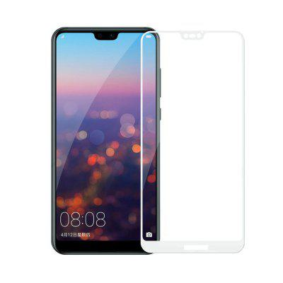 Tempered Glass for Huawei P20 Lite Screen Protector Film Full Cover