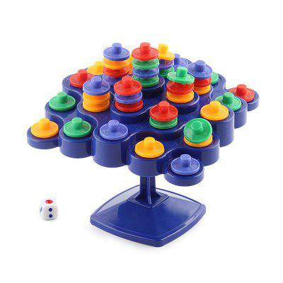 Finger Rock Balance Board Game Toy