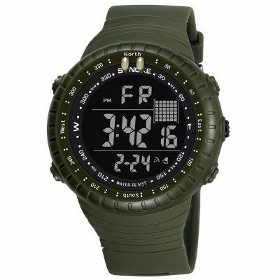 SYNOKE Waterproof Digital Outdoor Multifunctioneel horloge