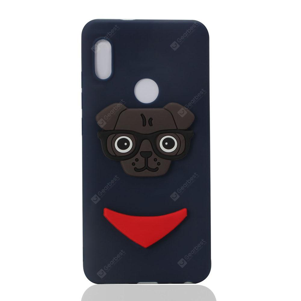 TPU Case for Xiaomi Redmi Note 5 Pro 3D Dog Pattern