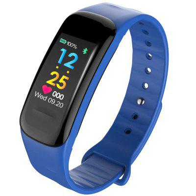 Color Screen Fitness Tracker Monitor Heart Rate Sports Activity Smart Bracelet