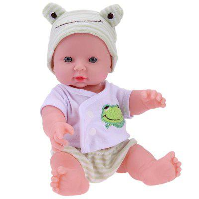 Simulation Baby Doll Washed Soft Plastic Toys