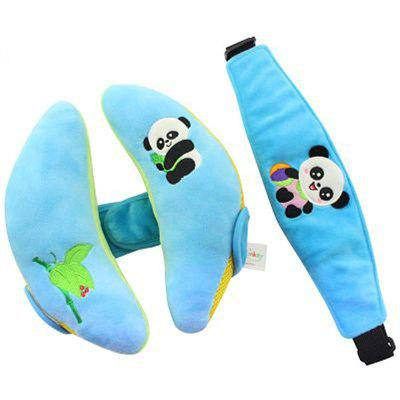 Baby Travel Pillow Infant Head Head Neck Support para asiento de coche
