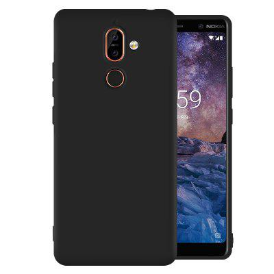 for Nokia 7PLUS Micro Frosted TPU Mobile Case