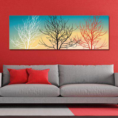 SH0094 (1) Branches Under the Blue Sky Print Art