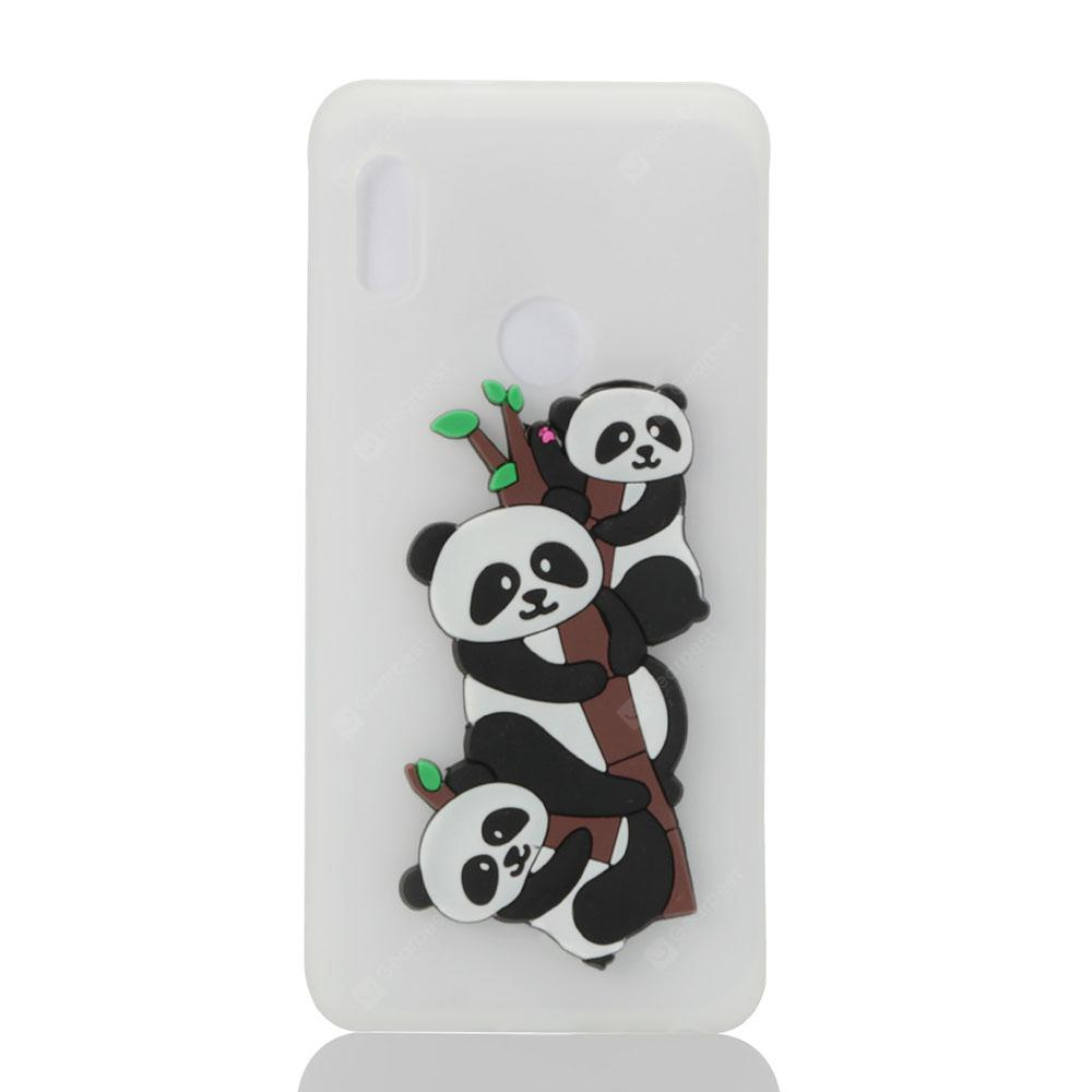 TPU Case for Xiaomi Redmi Note 5 Pro 3D Panda Pattern