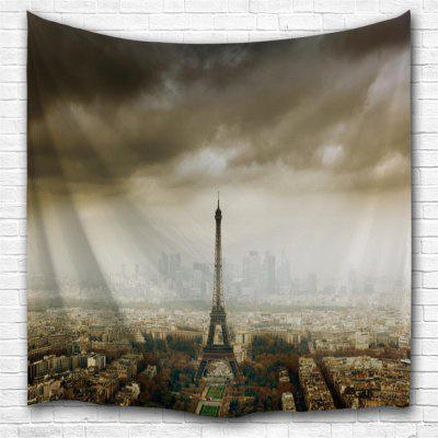 Stormy Sky 3D Printing Home Wall Hanging Tapestry for Decoration