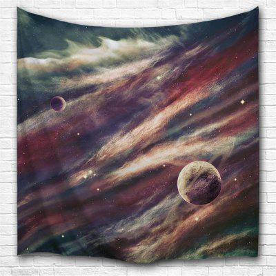Space Planet 3D Printing Home Wall Hanging Tapestry for Decoration