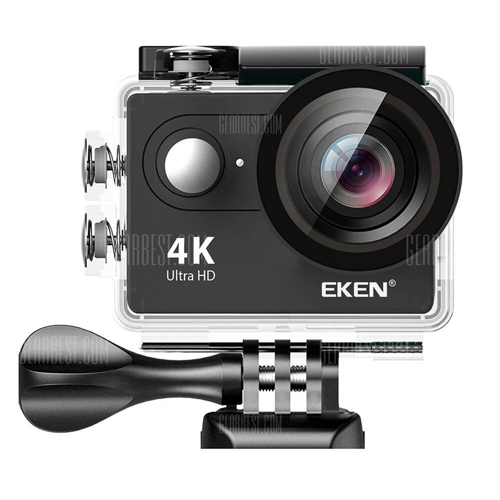 EKEN H9 Ultra HD 4K Sport Action Camera Underwater 170 Degree Lens Black