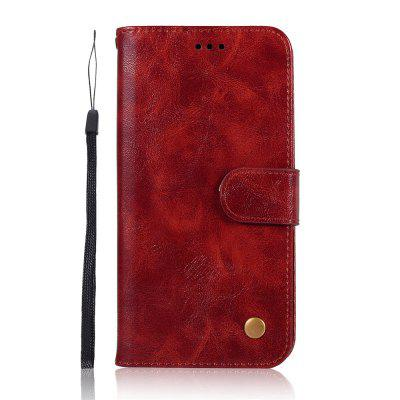 Flip Wallet Leather Cove For Asus ZenFone 5z ZS620KL Zenfone 5 2018 ZE620KL Case