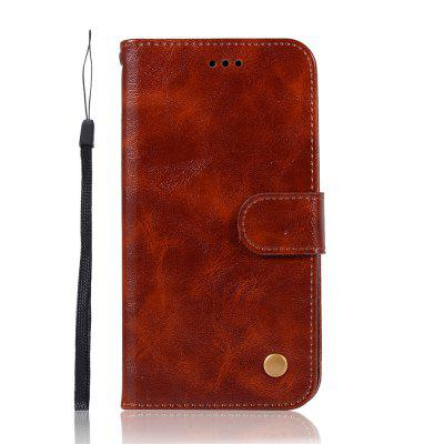 Fashion PU Flip Wallet Leather Cover For LG K10 2018 Phone Case