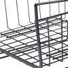 Creative Kitchen Cabinet Under Shelf Shelves Storage Rack - BLACK