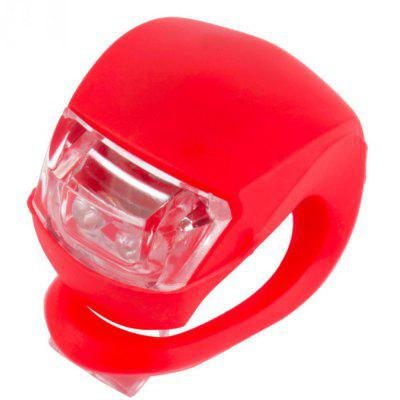 Mountain Bike Equipment Accessories Silicone Taillights